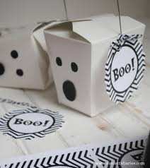 boo ghost treat boxes and free printable boo tags katarina u0027s paperie