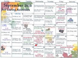 activities calendar template u2013 blank calendar 2017