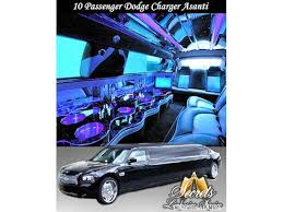used 2009 dodge charger used 2009 dodge charger sedan stretch limo blue bell