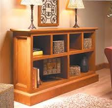 bookcase plans home