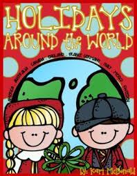 holidays around the world unit a celebration of other