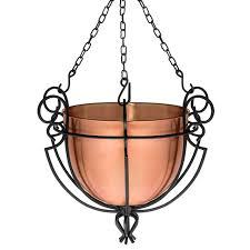 h potter hanging patio garden planter basket h potter