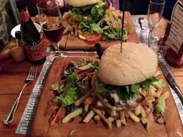 cuisine ch ti ch ti burger au maroilles picture of de drie kalders