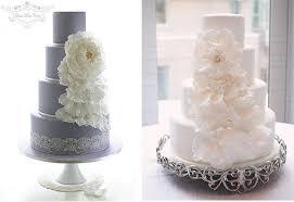 wedding cakes near me cascading petals wedding cake cake magazine