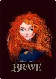 707 brave images drawings princess merida