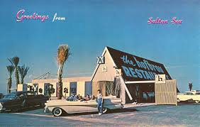 Mysterious Abandoned Places The Hofbrau Salton Sea History Pinterest History