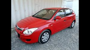 automatic cars hyundai i30 review for sale 2009 youtube