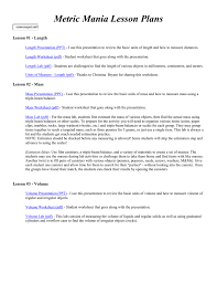 Converting Metric Units Of Length Worksheet Length Presentation Ppt