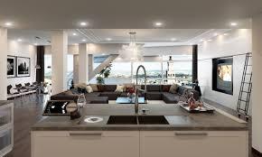 kitchen sofa furniture kitchen room interior luxury hotel apartment kitchen living room