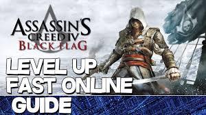 Make A Flag Online Assassin U0027s Creed 4 Black Flag Level Up Fast Online Guide Youtube