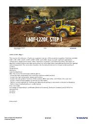 volvo l220f wiring diagrams wiring diagrams