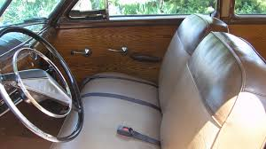 1951 ford country squire woody wagon s85 monterey 2012