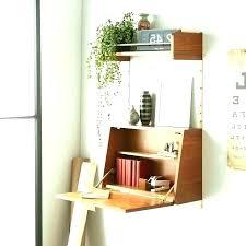 wall mounted fold down desk plans kids wall desk wall mounted desk organizer wall mounted desk for