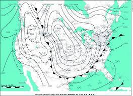 weather map ny weatherwise magazine january february 2010