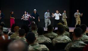 soldiers celebrate national hispanic heritage month u003e joint base