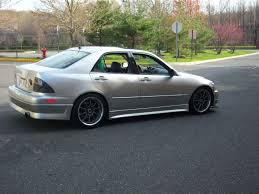 lexus is300 silver lexus is300 silver 2 rides styling