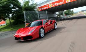 first ferrari price 2016 ferrari 488gtb first drive u2013 review u2013 car and driver