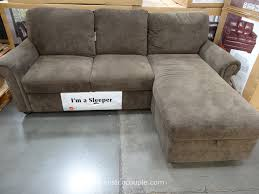 Sectional Sofa Sleeper With Chaise by Sofas Center Sectional Sleeper Sofa Costco Cleanupfloridacom