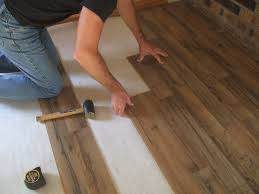 Installation Of Laminate Flooring On Concrete How To Lay Laminate Flooring In One Day