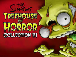 Treehouse Of Horror Online Free - amazon com the simpsons treehouse of horror season 3 amazon