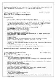 Software Qa Resume Samples by Uat Test Engineer Cover Letter