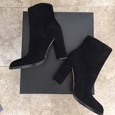 81 off alexander wang boots sale alexander wang suede boots