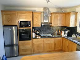 cuisine en chene massif cuisine en chene massif moderne meuble de cuisine en chene cuisine