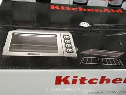 Convection Toaster Oven Costco Kitchenaid Countertop Convection Oven