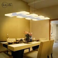ladario sala da pranzo cheap 6 8 della cucina led illuminazione ladario acrilico