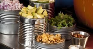 Mashtini Bar Toppings How To Set Up A Self Serve Chili Bar Recipe Chili Bar Bar And