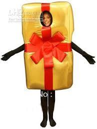 gift present mascot costume decoration ornament