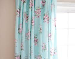 Shabby Chic Curtains Cottage Shabby Chic Curtains Etsy