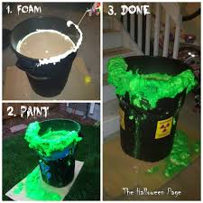 easy diy toxic waste barrel prop uses 20 in supplies cheap