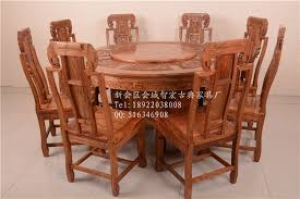 Rosewood Dining Room by Classical Imitation Ming And Qing Furniture Mahogany Wood Hedgehog