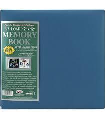 pioneer ez load memory book photo albums scrapbook picture albums joann
