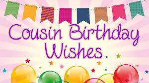 birthday cards cousin free printable invitation design