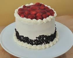 beki cook u0027s cake blog chocolate strawberry cream cake recipe