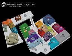 Dubai On A Map Plan Your Visit Hub Zero Dubai