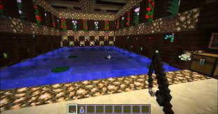 minecraft essentials how to fish make a small fishing room