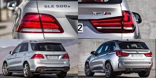 lexus suv vs bmw suv benim otomobilim 2016 bmw x5 m vs 2016 mercedes amg gle 63 s