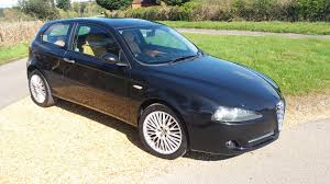 2007 alfa romeo 147 collezione twin spark being auctioned at