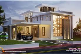 Sq Feet Contemporary House Kerala Home Design Floor Plans Kerala Home Design Floor Plans