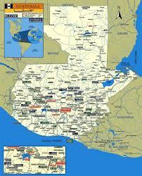Guatemala World Map by Maps Of Guatemala