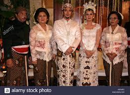 indonesian wedding ceremony jakarta indonesia stock photo royalty