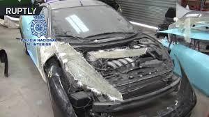 fake lamborghini body kit shop busted for selling fake ferraris and lamborghinis in spain