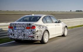 future bmw bmw 3 series plug in hybrid prototype previews future powertrain