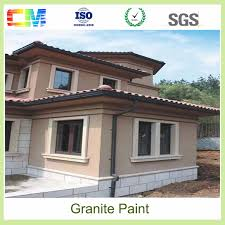 Textured Paint For Exterior Walls - weather and chemical resistance liquid granite texture paint for