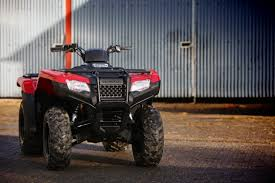 honda fourtrax 420 4wd range at colwyn bay atv