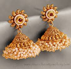 jhumkas earrings different types of jhumka earrings every women must hold in