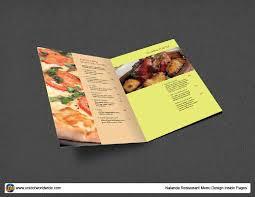 restaurant menu design u2013 adillusion